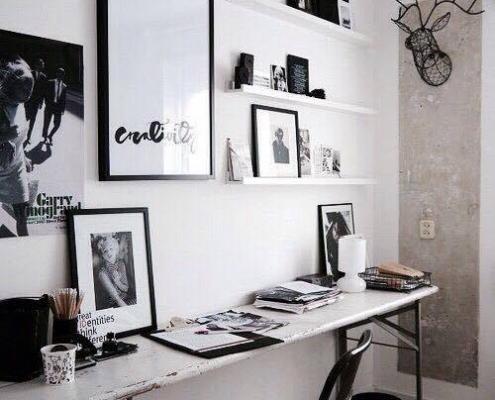 Как организовать рабочее место дома.