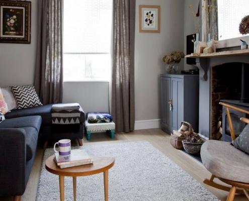 8 лайфхаков как изменить гостинную