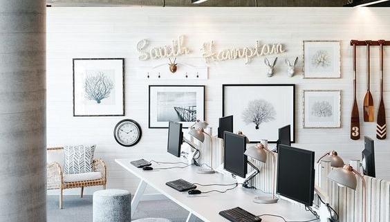 Тенденції сучасних офісів